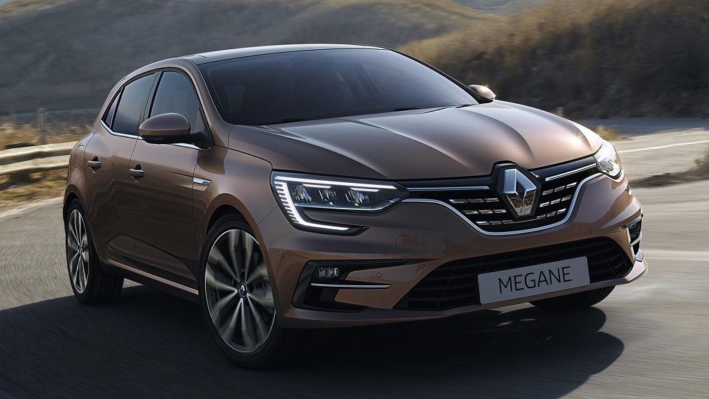 La Renault Megane